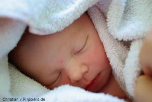 Geburt, Geborgenheit, Schutz